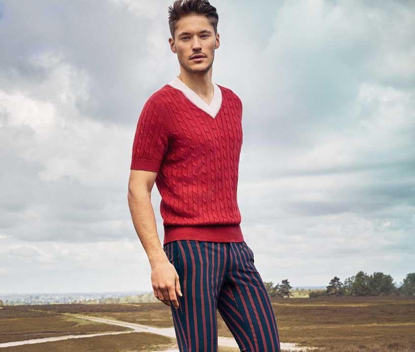 Don't Let Grey Skies Bring You Down - Alberto Pants Sault Ste Marie