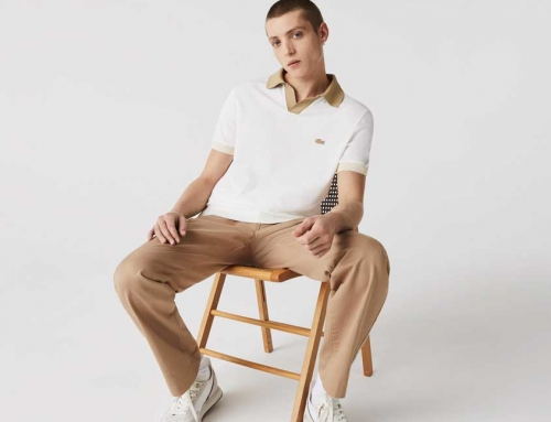 Ready For Summer With Lacoste