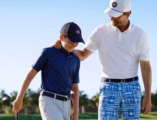 Time To Head Back To The Golf Course With Peter Millar