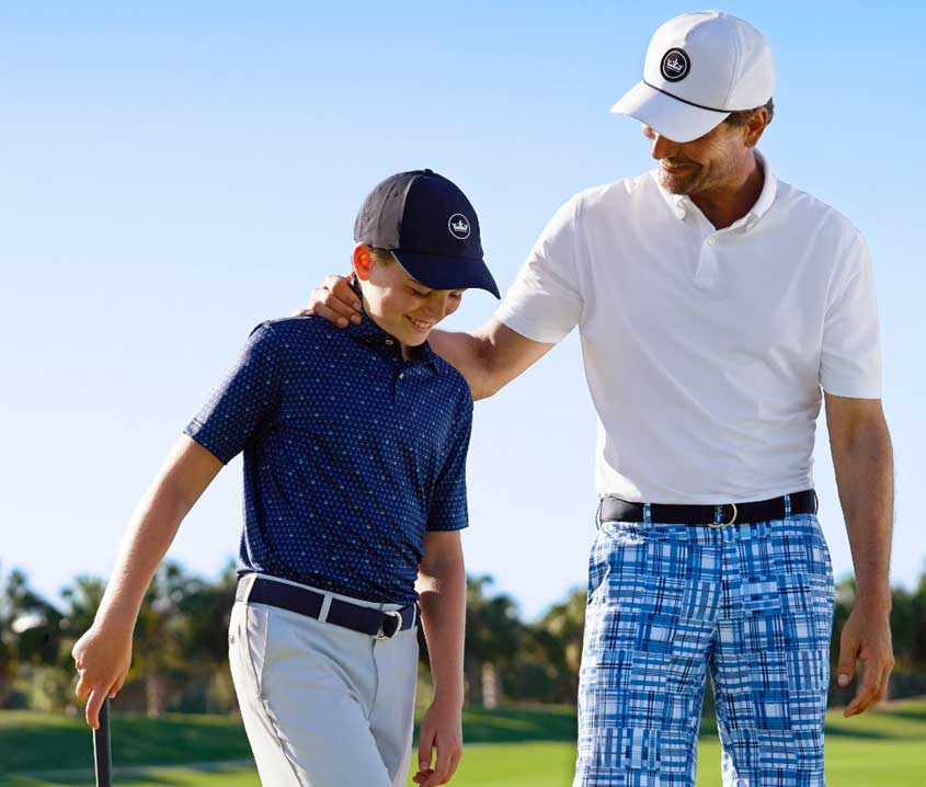 Time To Head Back To The Golf Course With Peter Millar - Art Gabriels Sault Ste Marie