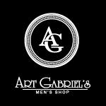 Art Gabriels Men's Shop Logo