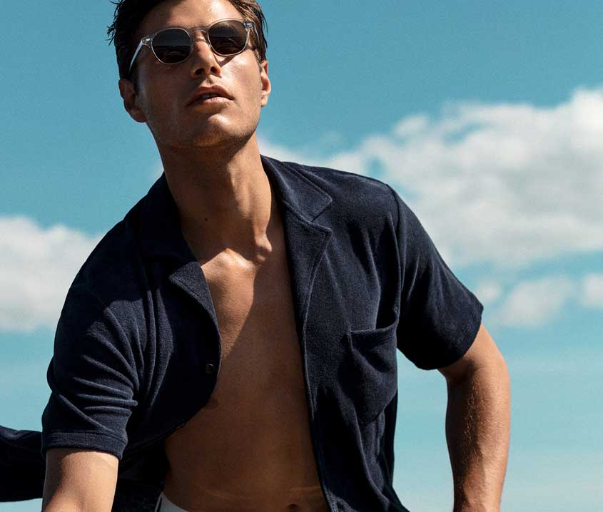 It's Official Now - Get Your Summer Look From Eton Shirts - Art Gabriels Sault Ste Marie