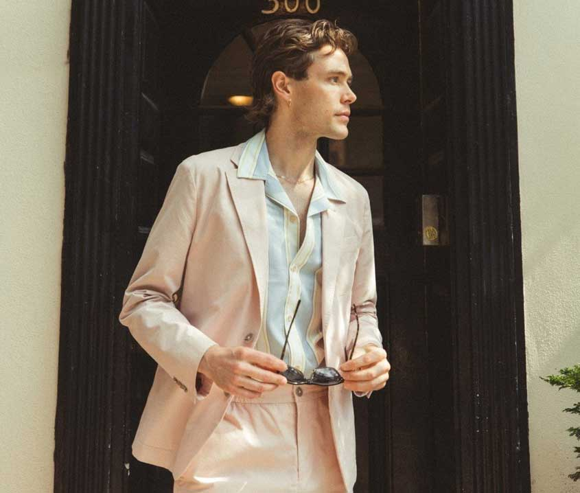 It's Time To Be Seen Again With Ted Baker